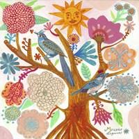Sun Tree Fine-Art Print