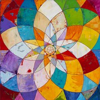 Kaleidoscopic Fine-Art Print