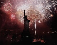The Statue of Liberty Fine-Art Print