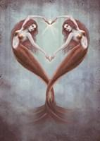 Heart Dance Fine-Art Print