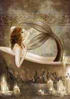 Bath Time Fine-Art Print