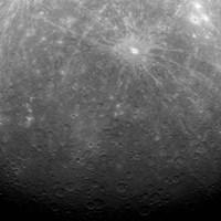 Surface of Mercury Fine-Art Print