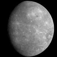 Planet Mercury 1 Fine-Art Print