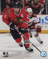 Duncan Keith 2014-15 Action Fine-Art Print