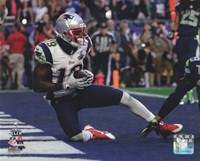 Brandon LaFell Touchdown Super Bowl XLIX Fine-Art Print