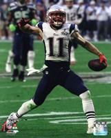 Julian Edelman Super Bowl XLIX Action Fine-Art Print