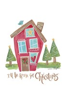 Home for Christmas Fine-Art Print