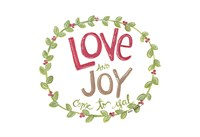 Love and Joy Fine-Art Print