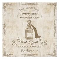 Parchment Bath Atomizer Fine-Art Print