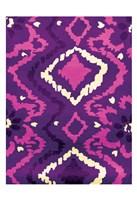 Pink & Purple Pattern Fine-Art Print
