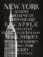 Black & White New York Fine-Art Print