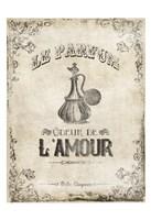 Odeur de Lamour Fine-Art Print