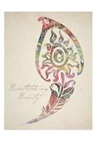 Peacock Feathers 02 Fine-Art Print