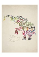 Elephant Set 02 Fine-Art Print