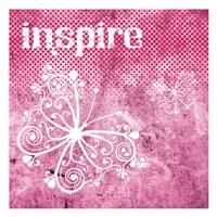 Pink Inspire Fine-Art Print