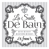 French Bath Set 02 Fine-Art Print