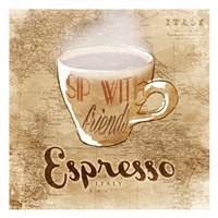 Italy Espresso Fine-Art Print