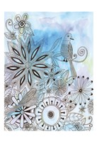 Sparrow Jungle Fine-Art Print