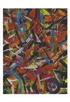 Random Rhapsody Fine-Art Print