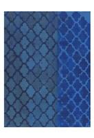 The Quatrefoil Blues Fine-Art Print