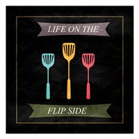 The Flip Side Fine-Art Print