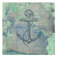 Nautical Watercolor Fine-Art Print