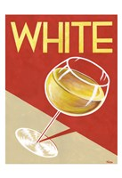 Retro White Fine-Art Print