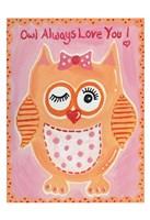 Owl Always Fine-Art Print