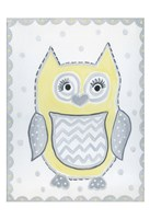 Gray Owl Fine-Art Print