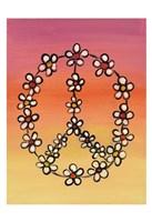 Daisy Peace 1 Fine-Art Print