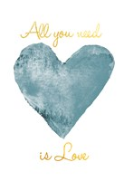 All you need Fine-Art Print