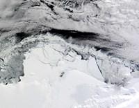 Shackleton Ice Shelf, Antarctica Fine-Art Print