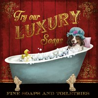 Luxury Soaps Fine-Art Print