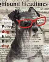 Hound Headline Fine-Art Print