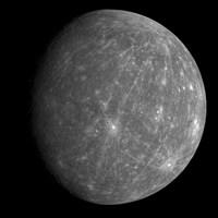 Planet Mercury 2 Fine-Art Print