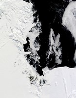 January 18, 2010 - Ross Sea, Antarctica Fine-Art Print