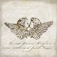 Angel Kiss Fine-Art Print