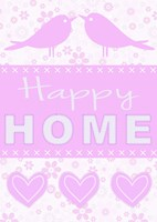 Happy Home Birds Fine-Art Print