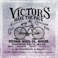 Vintage Bicycle Fine-Art Print