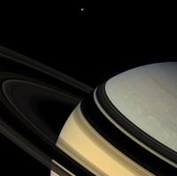 Saturn Fine-Art Print