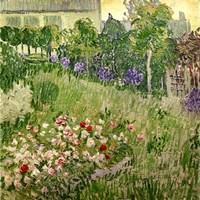 Daubigny's garden, 1890 Fine-Art Print