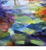 Ornamental Pond 2 Fine-Art Print