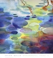 Ornamental Pond 3 Fine-Art Print