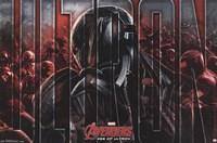 Avengers 2 - Ultron Wall Poster