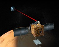 Mars Telecommunications Orbiter Fine-Art Print