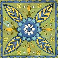 Tuscan Sun Tile III Color Fine-Art Print