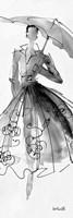 Fashion Sketchbook VI Fine-Art Print
