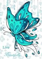 Live Beautifully Fine-Art Print