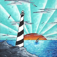 Light House Fine-Art Print