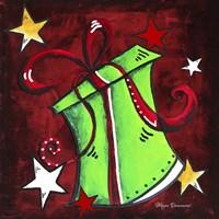 Green Present Fine-Art Print